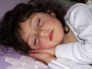 Grace Sleeping