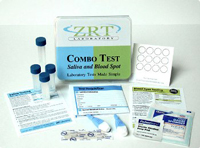 ZRT Comprehensive Profile at-home tests