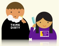 Think Dirty Mobile app
