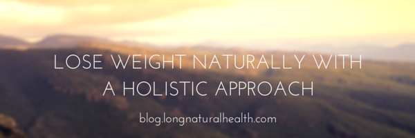 A Holistic Approach to Natural Weight Loss