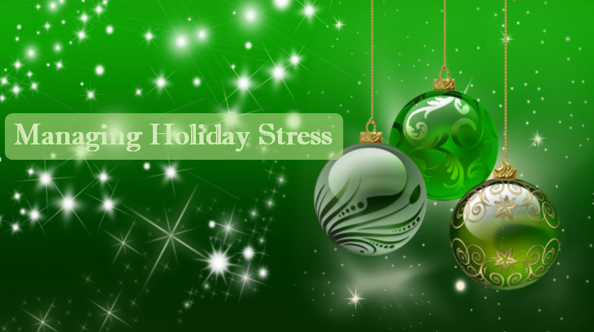 Natural Ways to Deal With Holiday Stress