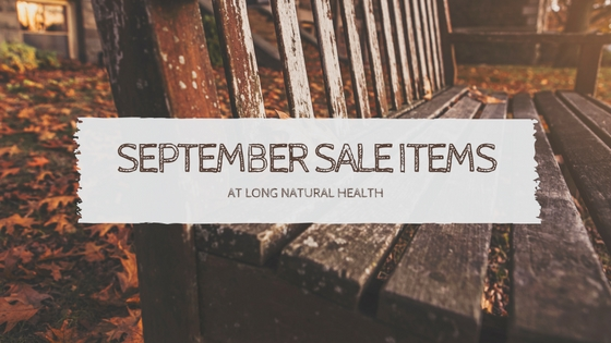 September Sales on Supplement
