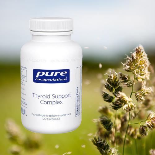 Pure Encapsulations at Long Natural Health