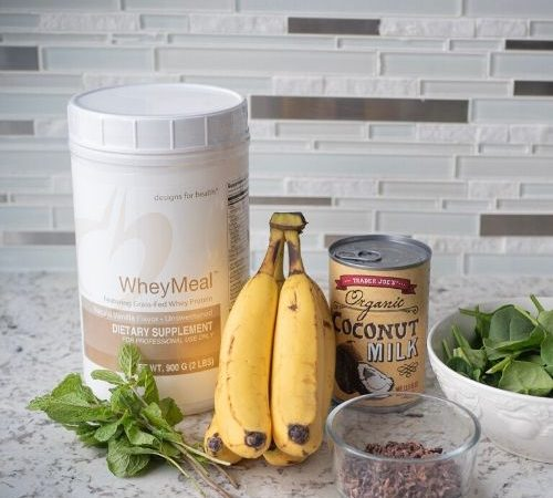 Designs for Health Whey Protein